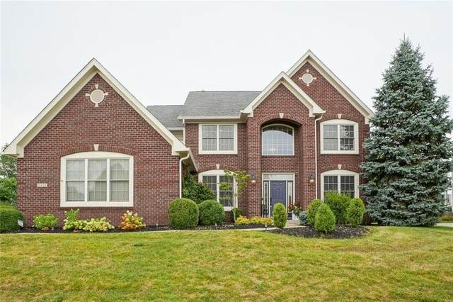 11454 Loch Raven Boulevard, Fishers, IN 46037 (MLS #21809247) :: Mike Price Realty Team - RE/MAX Centerstone