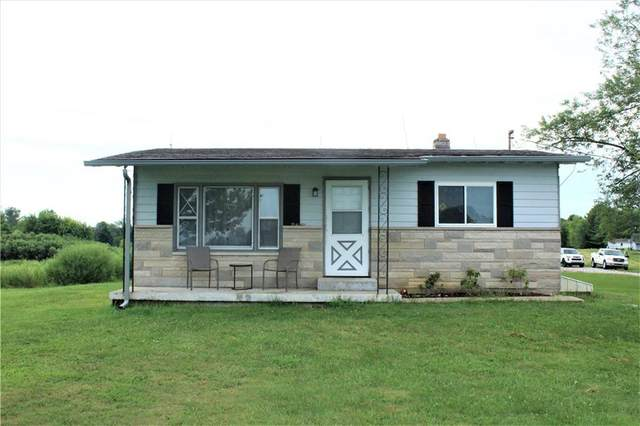 3439 W Us Highway 40, Clayton, IN 46118 (MLS #21809289) :: The Indy Property Source