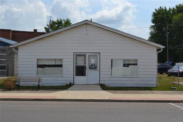 0 S Main Street, Carthage, IN 46115 (MLS #21809318) :: The Indy Property Source