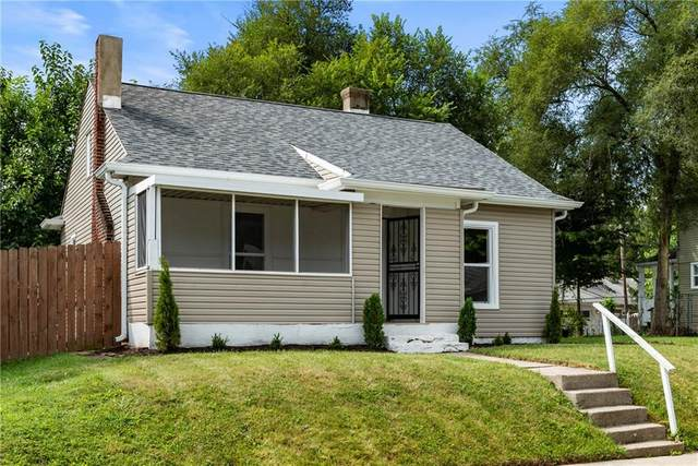 409 Harvard Place, Indianapolis, IN 46208 (MLS #21809336) :: Pennington Realty Team