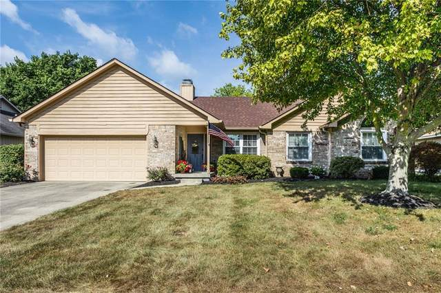7606 Old Oakland Blvd East Drive, Indianapolis, IN 46236 (MLS #21809340) :: Mike Price Realty Team - RE/MAX Centerstone