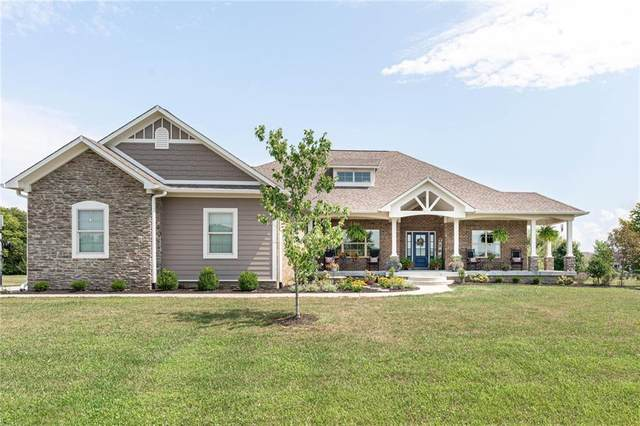 6691 S County Road 675 E, Plainfield, IN 46168 (MLS #21809345) :: Richwine Elite Group