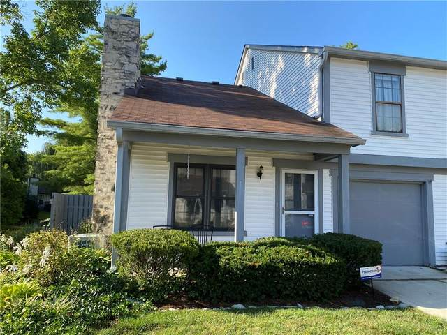 3209 Valley Farms Road 2-B, Indianapolis, IN 46014 (MLS #21809366) :: Mike Price Realty Team - RE/MAX Centerstone