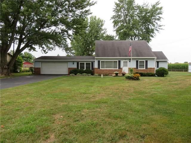 281 W Birch Lane, Alexandria, IN 46001 (MLS #21809371) :: The ORR Home Selling Team