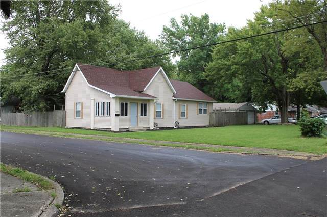 129 Clifford Street, Anderson, IN 46012 (MLS #21809382) :: Heard Real Estate Team | eXp Realty, LLC