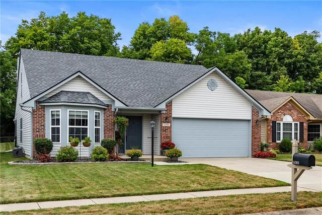 6085 Woodmill Drive, Fishers, IN 46038 (MLS #21809383) :: The Evelo Team