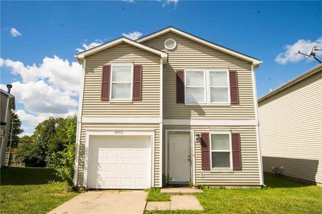 4366 Fullwood Court, Indianapolis, IN 46254 (MLS #21809419) :: Mike Price Realty Team - RE/MAX Centerstone