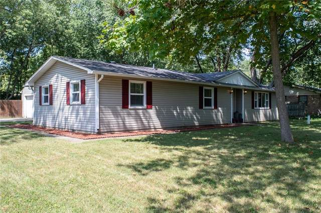 6100 Broadmoor Plaza, Indianapolis, IN 46228 (MLS #21809420) :: Mike Price Realty Team - RE/MAX Centerstone