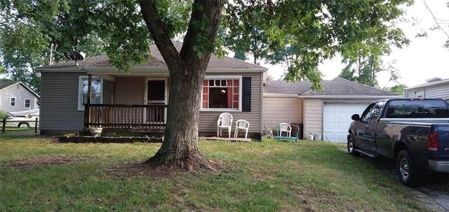 5087 Old Smith Valley Road, Greenwood, IN 46143 (MLS #21809428) :: Mike Price Realty Team - RE/MAX Centerstone