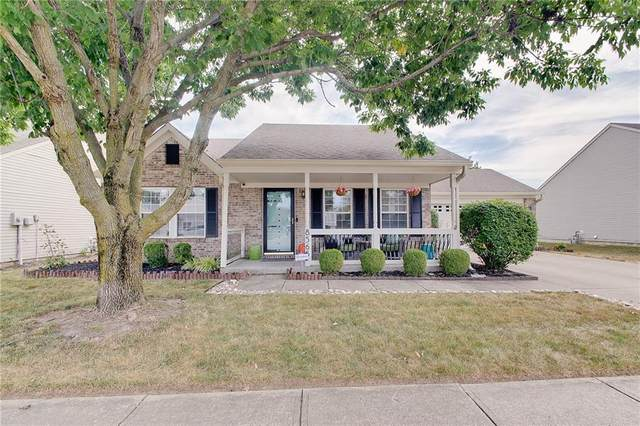 8565 Morgan Drive, Fishers, IN 46038 (MLS #21809451) :: Mike Price Realty Team - RE/MAX Centerstone