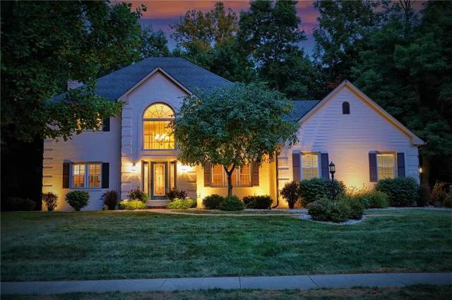 514 Pitney Drive, Noblesville, IN 46062 (MLS #21809465) :: Pennington Realty Team