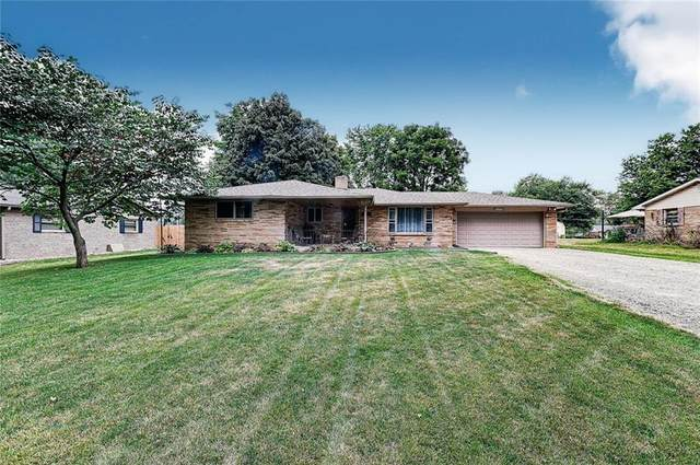 6232 Catalina Drive, Indianapolis, IN 46259 (MLS #21809485) :: Mike Price Realty Team - RE/MAX Centerstone