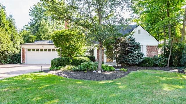 6453 Holliday Drive E, Indianapolis, IN 46260 (MLS #21809493) :: Ferris Property Group