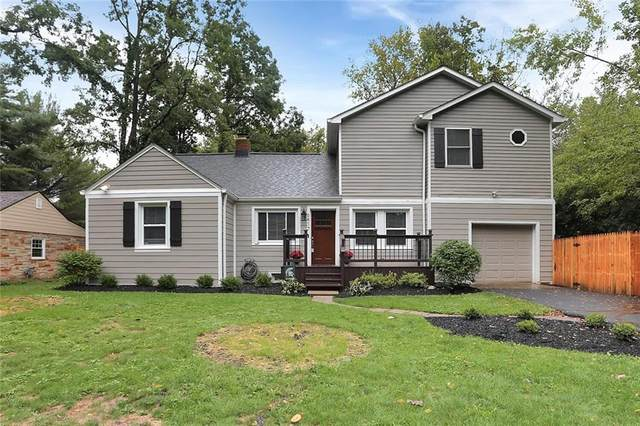 6417 N Oakland Avenue, Indianapolis, IN 46220 (MLS #21809512) :: Ferris Property Group