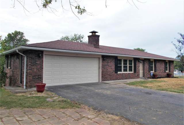 3805 N County Road 295 W, North Vernon, IN 47265 (MLS #21809522) :: Mike Price Realty Team - RE/MAX Centerstone