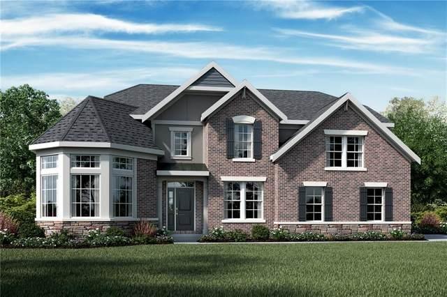 14709 Meadow Bend Drive, Fishers, IN 46037 (MLS #21809527) :: Heard Real Estate Team | eXp Realty, LLC