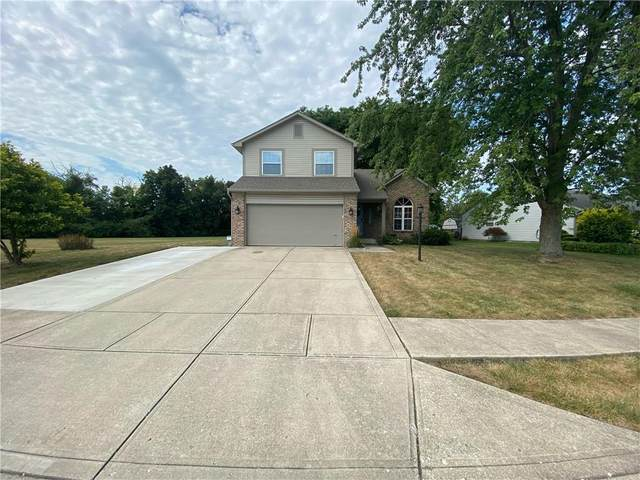 8158 Southern Springs Boulevard, Indianapolis, IN 46237 (MLS #21809529) :: Mike Price Realty Team - RE/MAX Centerstone