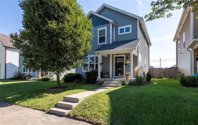 3215 N Kenwood Avenue, Indianapolis, IN 46208 (MLS #21809553) :: JM Realty Associates, Inc.