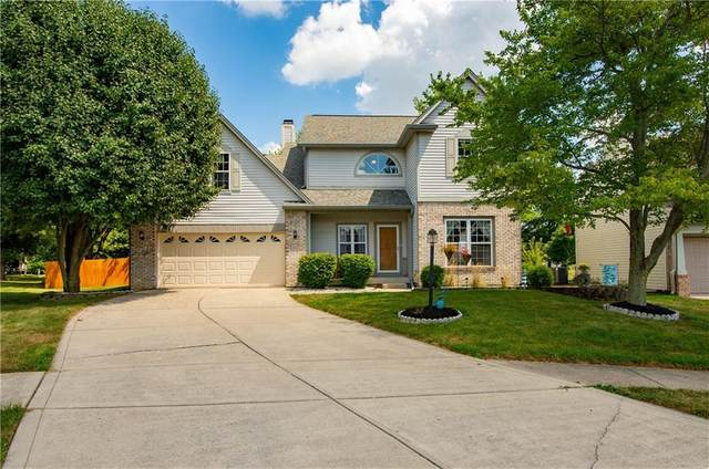 3617 Homestead Place, Plainfield, IN 46168 (MLS #21809565) :: Mike Price Realty Team - RE/MAX Centerstone