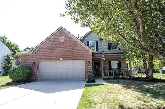 10263 Rawlings Place, Fishers, IN 46038 (MLS #21809573) :: Mike Price Realty Team - RE/MAX Centerstone