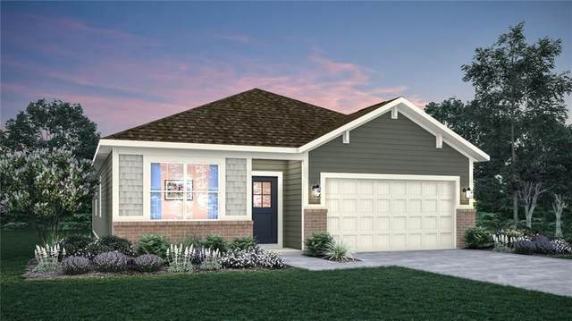 2535 Dixon Creek Drive, Whitestown, IN 46075 (MLS #21809613) :: The Indy Property Source