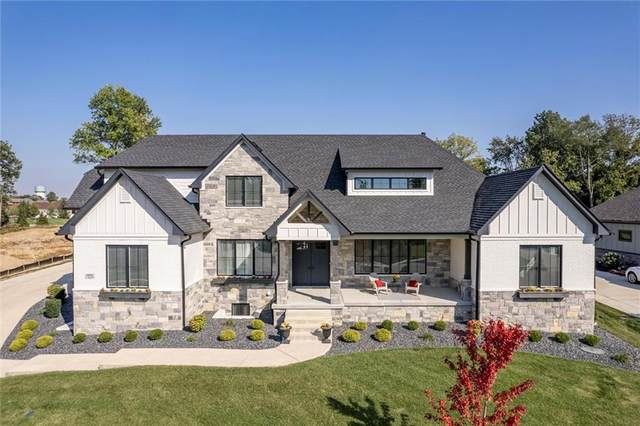 4835 Brockton Ridge Court, Bargersville, IN 46106 (MLS #21809616) :: The Indy Property Source