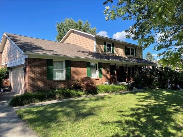 4300 Windview Circle, Greenwood, IN 46142 (MLS #21809623) :: JM Realty Associates, Inc.