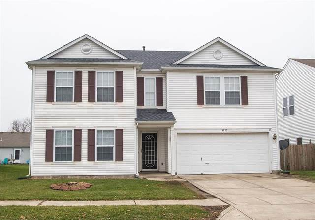 3223 Pavetto Lane, Indianapolis, IN 46203 (MLS #21809630) :: The Indy Property Source