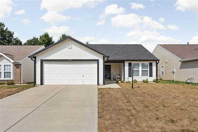 1738 Austin Drive, Lebanon, IN 46052 (MLS #21809643) :: Mike Price Realty Team - RE/MAX Centerstone