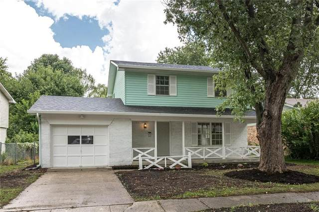 10211 Meadowlark Drive, Indianapolis, IN 46235 (MLS #21809645) :: The Indy Property Source