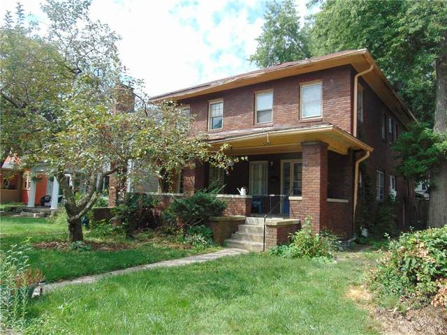 5262-5264 N College Avenue, Indianapolis, IN 46220 (MLS #21809647) :: Mike Price Realty Team - RE/MAX Centerstone