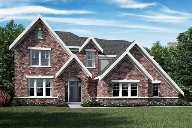 8335 Denton Drive, Zionsville, IN 46077 (MLS #21809649) :: Ferris Property Group