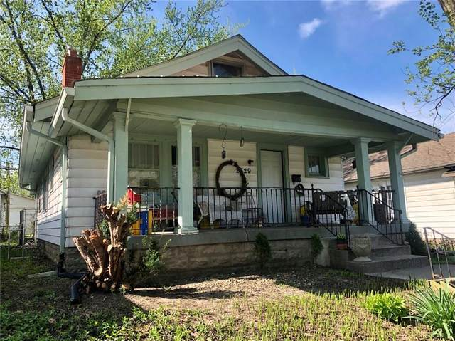 2529 Brookway Street, Indianapolis, IN 46218 (MLS #21809662) :: Mike Price Realty Team - RE/MAX Centerstone