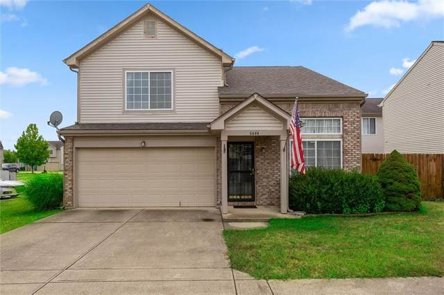 6644 Dunsdin Drive, Plainfield, IN 46168 (MLS #21809678) :: Mike Price Realty Team - RE/MAX Centerstone