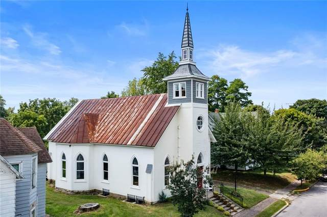 209 E Church Street, Lynn, IN 47355 (MLS #21809689) :: The Indy Property Source