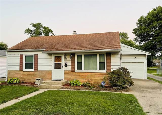 4727 Payton Avenue, Lawrence, IN 46226 (MLS #21809693) :: The Indy Property Source