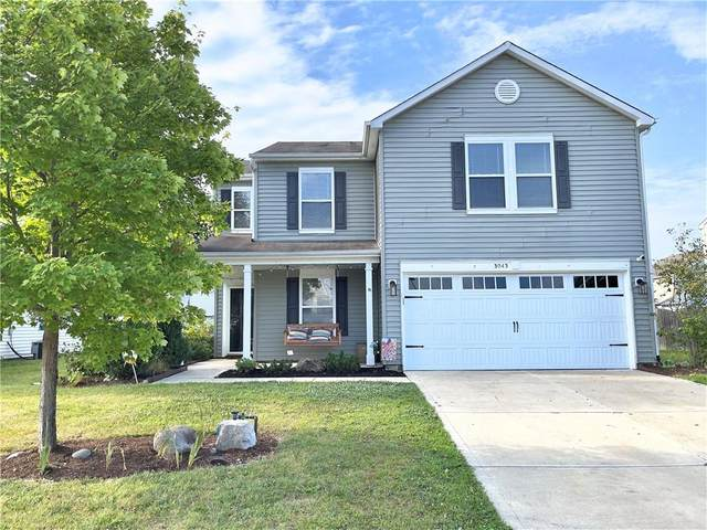 3043 W Meadowbend Lane, Monrovia, IN 46157 (MLS #21809696) :: Mike Price Realty Team - RE/MAX Centerstone