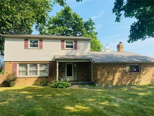 18 N Hickory Court, Anderson, IN 46011 (MLS #21809699) :: The Evelo Team