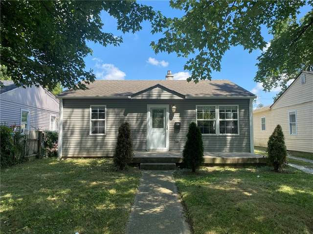 5904 Greenfield Avenue, Indianapolis, IN 46219 (MLS #21809702) :: Pennington Realty Team