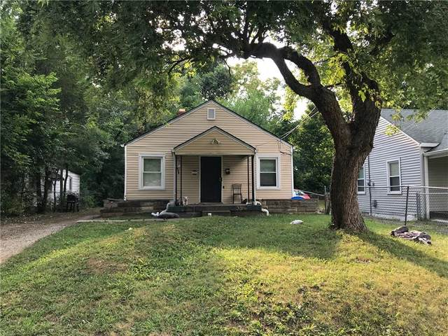 3340 N Baltimore Ave, Indianapolis, IN 46218 (MLS #21809708) :: Pennington Realty Team
