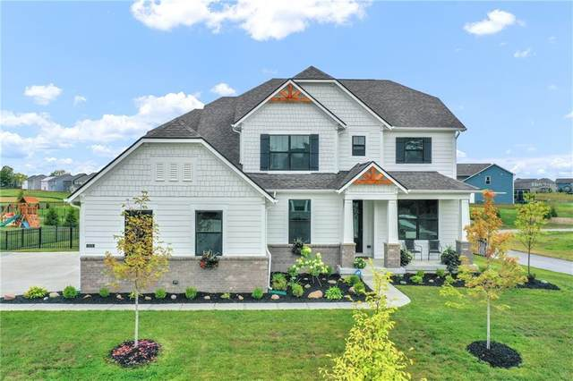 13224 Gilmour Drive, Fishers, IN 46037 (MLS #21809718) :: Dean Wagner Realtors