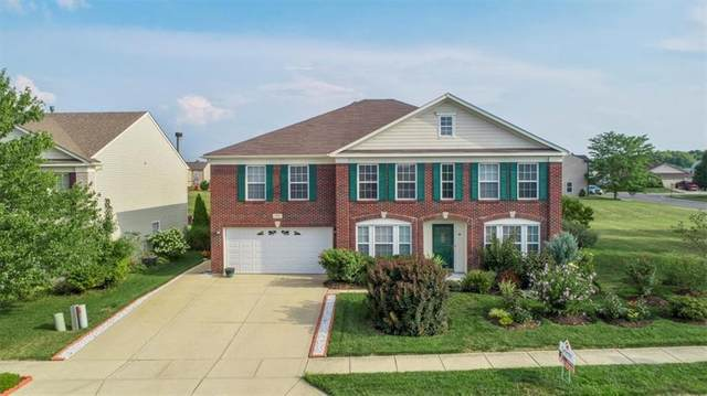 9998 Split Rock Way, Indianapolis, IN 46234 (MLS #21809761) :: Mike Price Realty Team - RE/MAX Centerstone