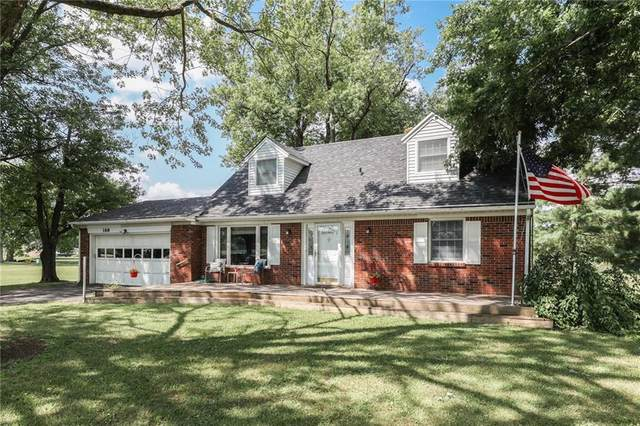168 E 200 N, Franklin, IN 46131 (MLS #21809770) :: Mike Price Realty Team - RE/MAX Centerstone