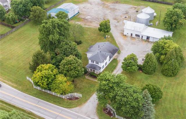 15802 Spring Mill Road, Westfield, IN 46074 (MLS #21809810) :: Richwine Elite Group