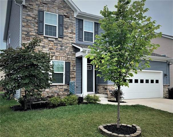 6673 Branches Drive, Brownsburg, IN 46112 (MLS #21809820) :: Pennington Realty Team