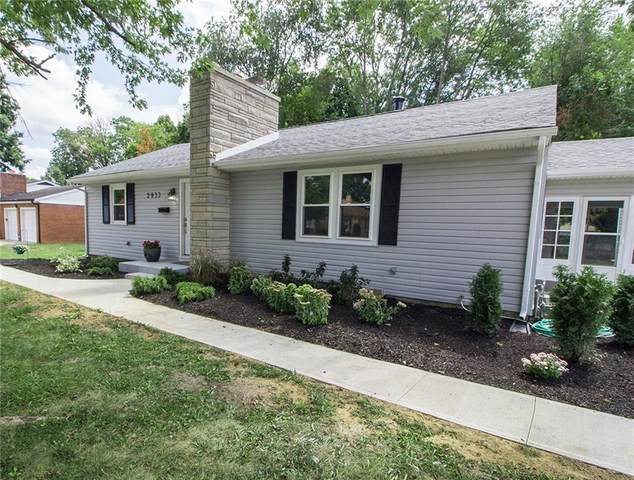 2933 W 11th Street, Anderson, IN 46011 (MLS #21809907) :: The Indy Property Source