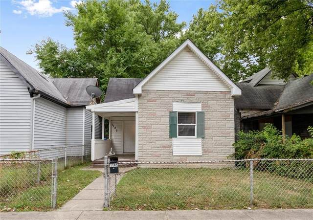 1145 W 28th Street, Indianapolis, IN 46208 (MLS #21809915) :: Pennington Realty Team