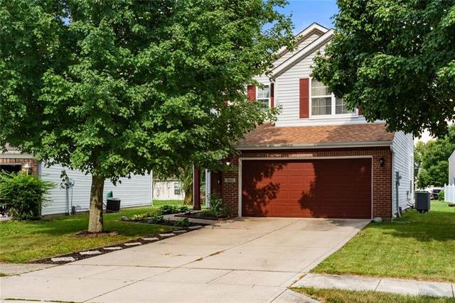 1631 Allegro Way, Indianapolis, IN 46231 (MLS #21809934) :: Mike Price Realty Team - RE/MAX Centerstone