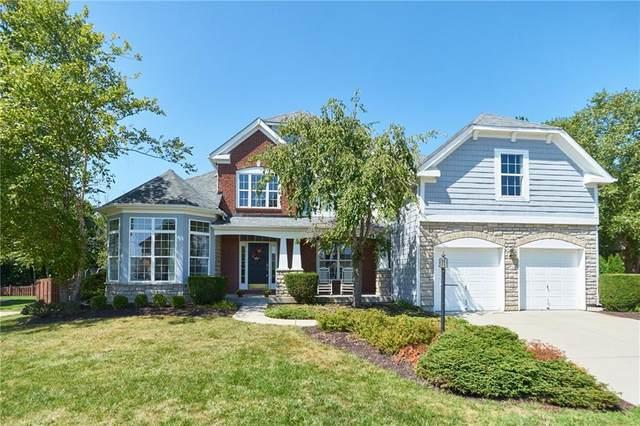 14926 Warner Trail, Westfield, IN 46074 (MLS #21809947) :: Ferris Property Group