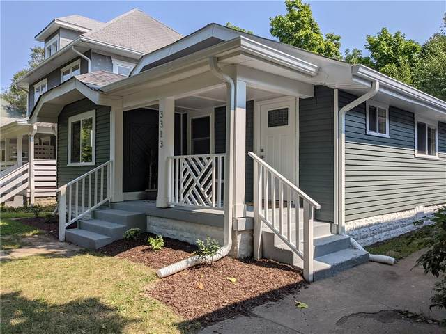 3313 Boulevard Place, Indianapolis, IN 46208 (MLS #21810013) :: Mike Price Realty Team - RE/MAX Centerstone